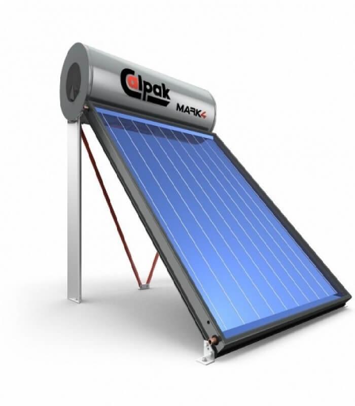 Ηλιακός Θερμοσίφωνας Calpak Mark4. Ηλιακοί θερμοσίφωνες Calpak.